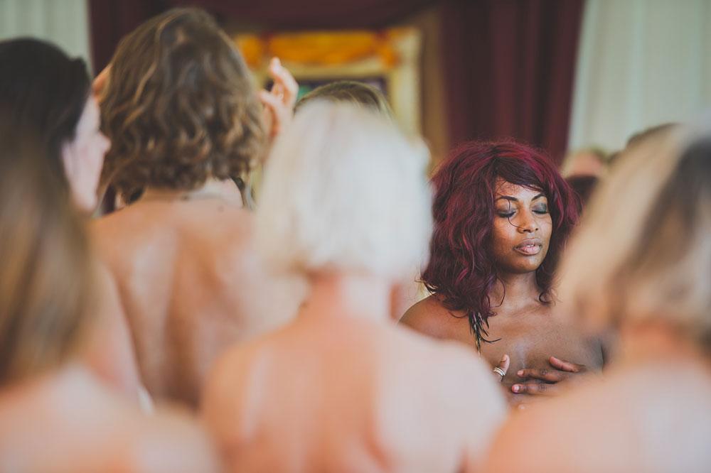 BLACK TARA: La mujer plena (Formación Avanzada en español e inglés)