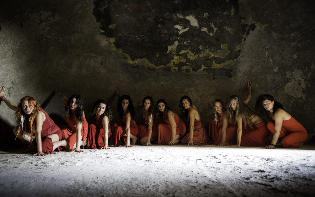 RED TARA: El poder de la Sexualidad Femenina (Formación Base en español e inglés)