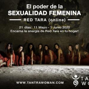 Red Tara (online)-Mayo 2020