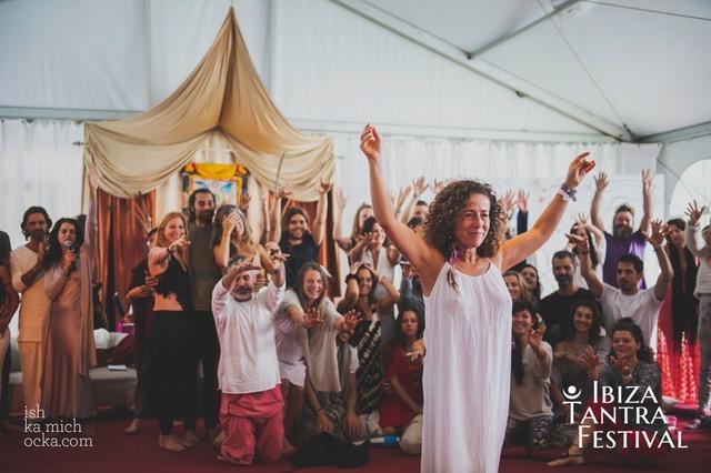 Tuve un sueño: Poder compartir el tantra con mis hermanas (Premamui)